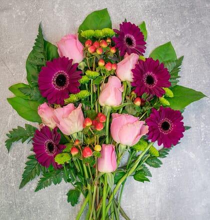 Blumenstrauß Mädchentraum