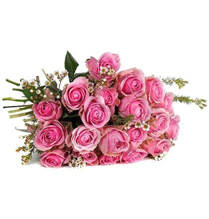 Rosenstrauß Frisch Verliebt