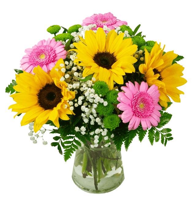 Blumenstrauß Sommerglück