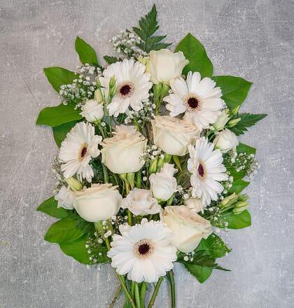 Blumenstrauß White Lady